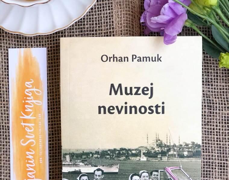 """Orhan Pamuk """"Muzej nevinosti"""""""